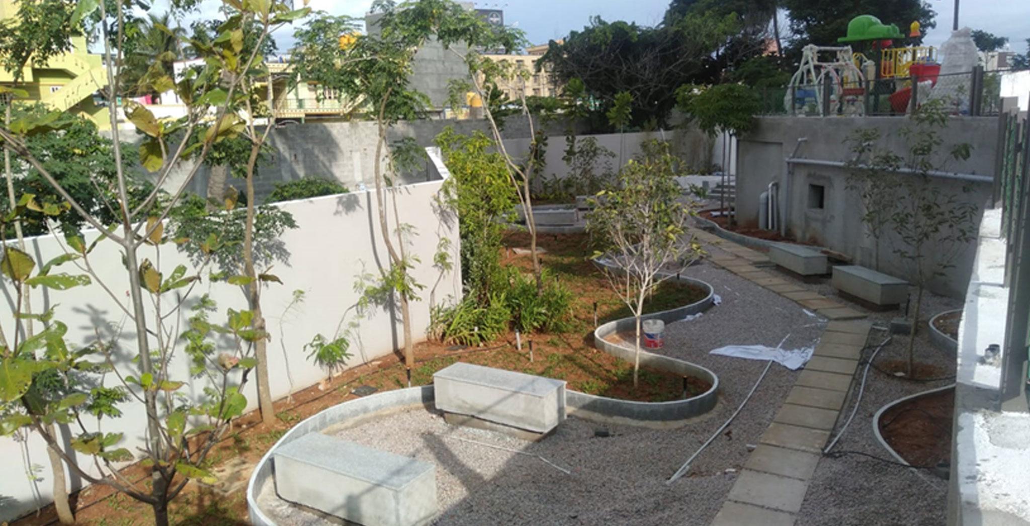 Jul 2021 - Garden and landscape is in progress