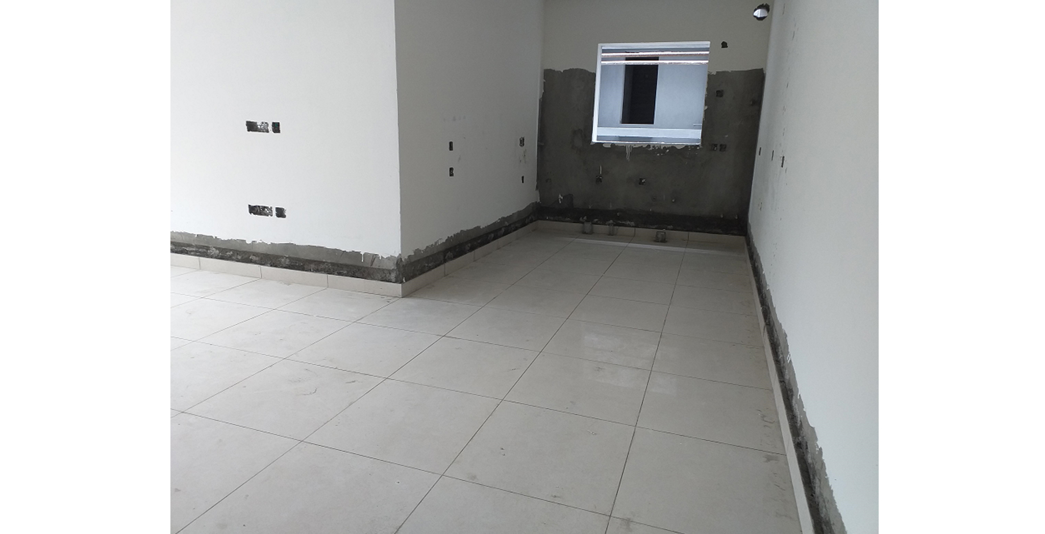 Aug 2021 - Block G: On Commencement of Flooring works