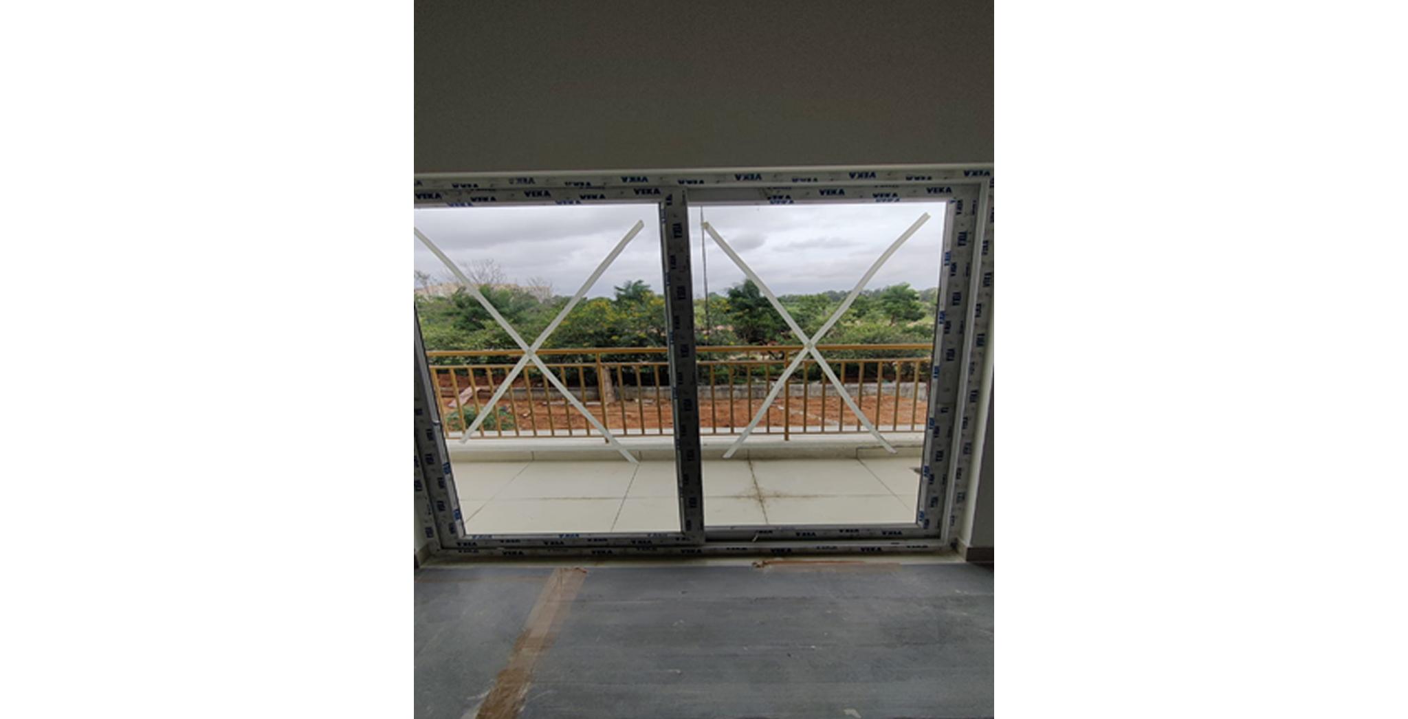 Aug 2021 - Balcony railing