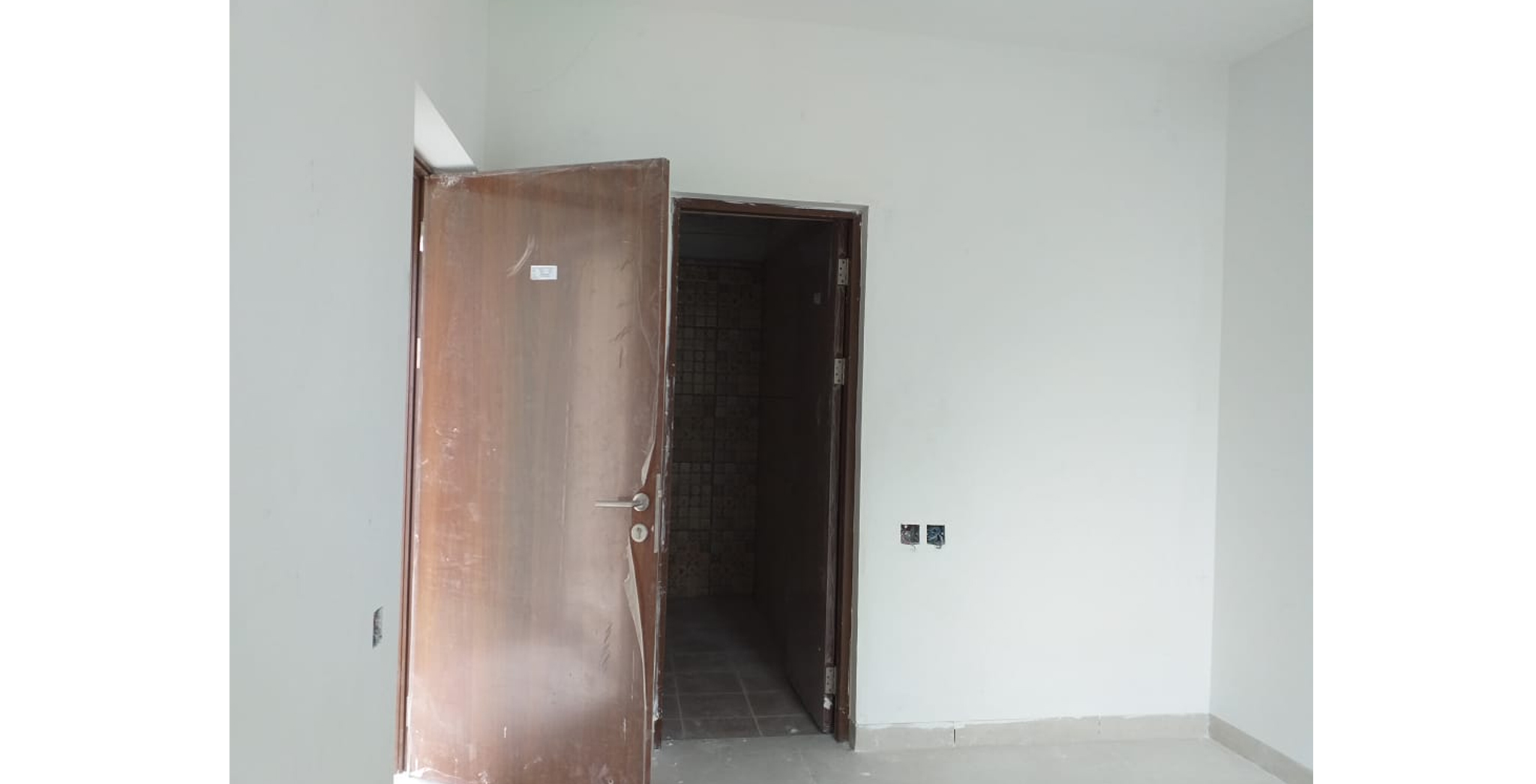 Sep 2021 - Blocks K, L, M and N: On commencement of fixing of doors and windows