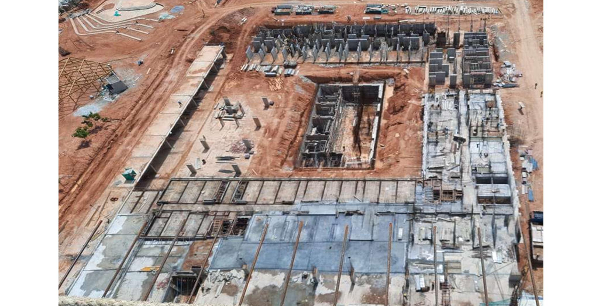 Aug 2021 - Feldspar Block: Overall Progress