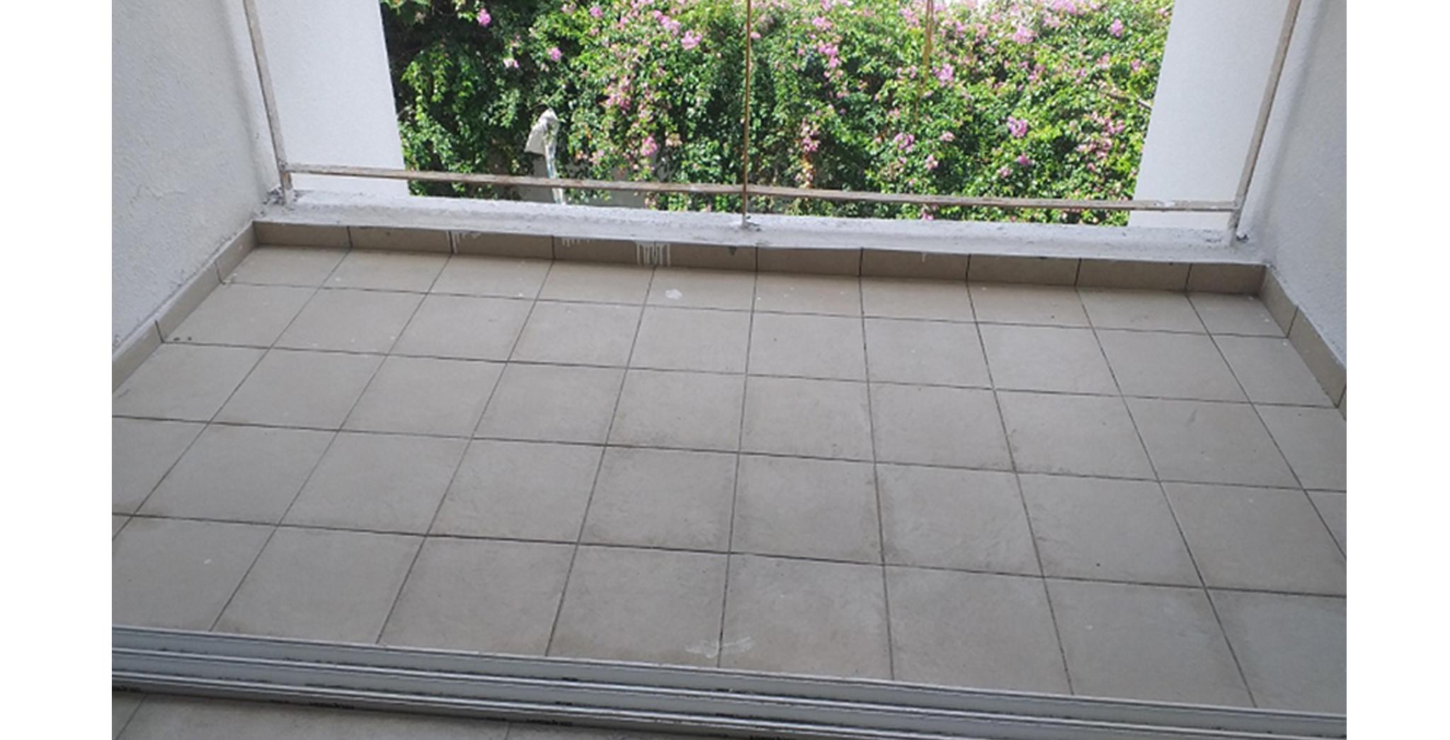 Aug 2021 - Block J, K, L, M, N, P, J, G, E: Balcony tiling works in progress