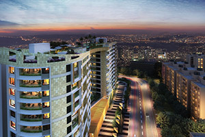 ultra luxury apartments in hebbal bangalore