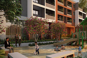 luxury senior citizen homes off BEL circle bangalore