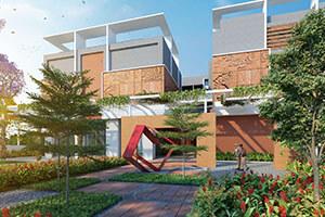 luxury homes off BEL circle bangalore