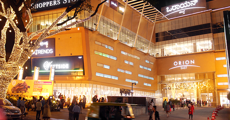 Retail Space, Bangalore | Mall Space, Bangalore | Showroom Space